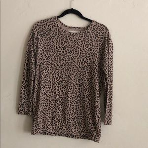 Obey tunic size small. Like new!